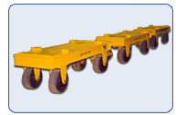 4-Wheel Roll Trailer