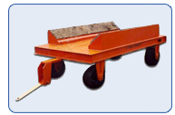 Paper Roll Trailer 6 Ton Capacity