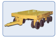 Slope Deck Billet Trailer 45 Ton Capacity