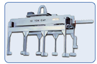 Sheet Lifter 10 Ton Capacity Horizontal